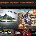 Nike's Innovation Kitchen