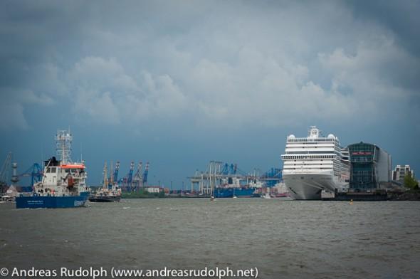 Hafengeburtstag Hamburg, Hafen, Stadt